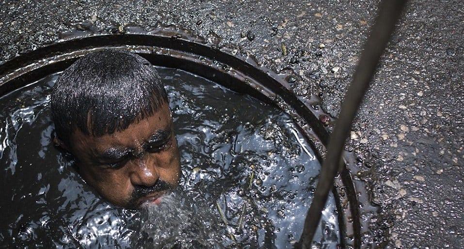 Sewage Cleaner
