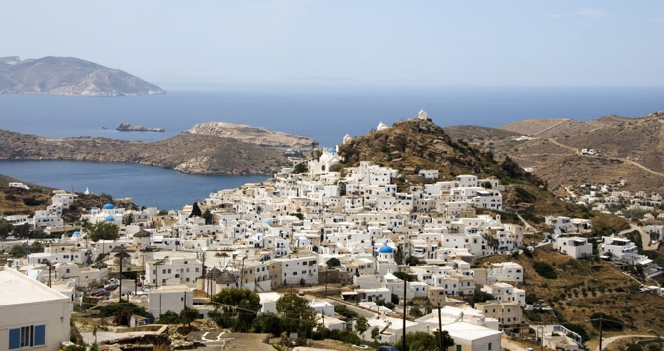 Chora Skyros Greece
