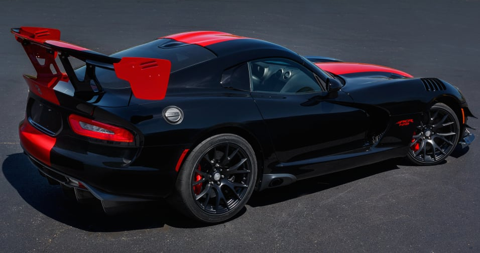 Dodge Viper 1:28 Edition ACR