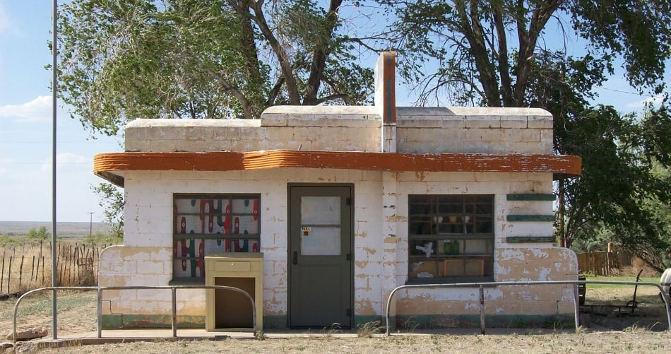glenrio ghost town