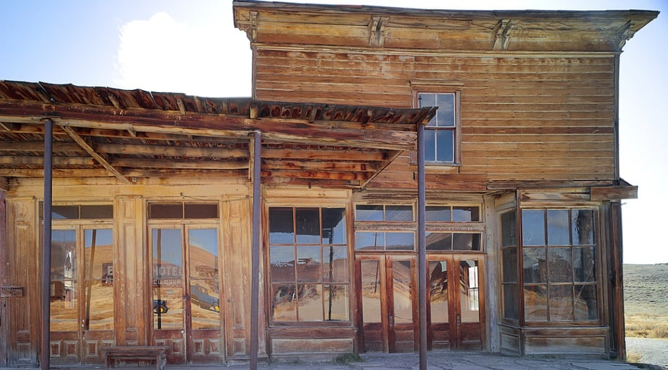 greenhorn ghost town