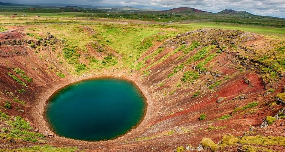 Kerid Iceland