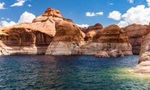 kayak lake powell