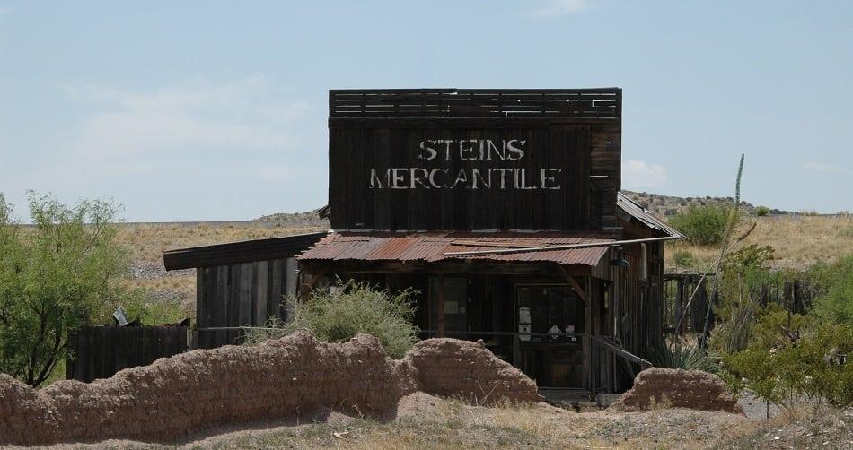 steins pass ghost town