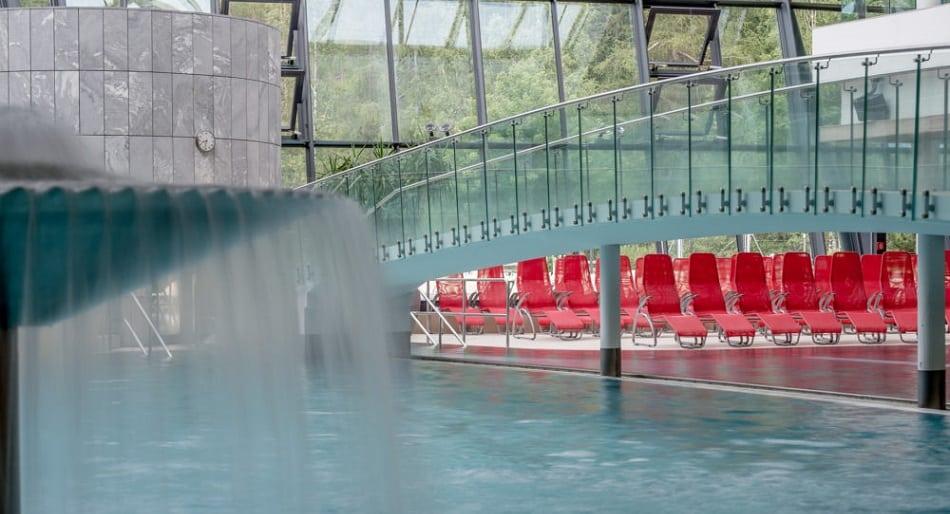 Aqua Dome, Tirolo Hot Spring