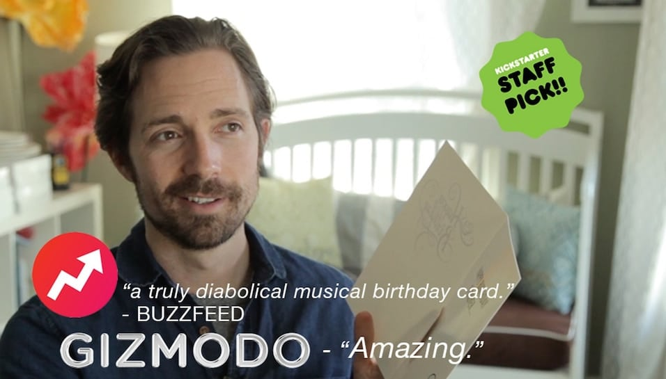 The Best Prank Birthday Card Ever