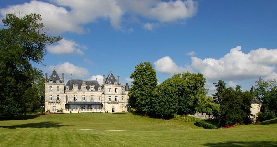 Chateau de Mirabeau