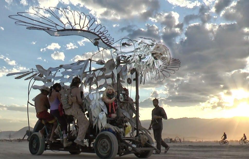 The Shamancycle