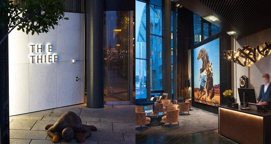 The Thief Hotel Oslo