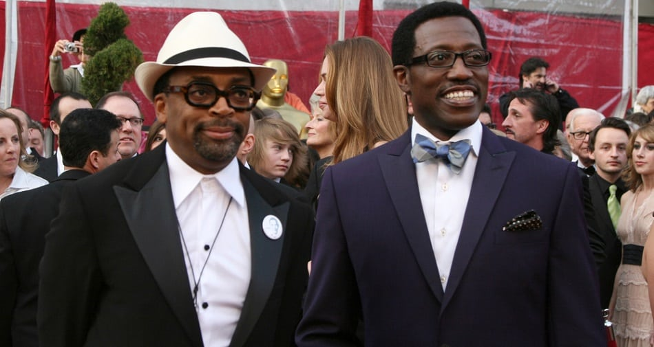 Wesley Snipes 80th Academy Awards