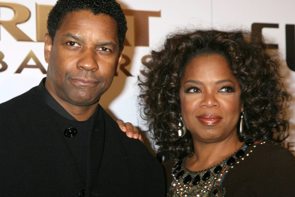 Denzel Washington & Oprah Winfrey