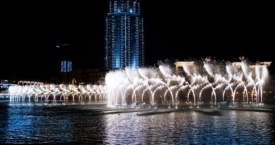 The World's Most Dazzling Water Fountains - photo#13