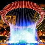 fountain of wealth in Singapore
