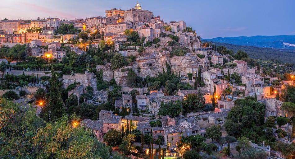 Gordes in Provence France