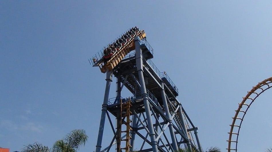 Gravity Max Roller Coaster