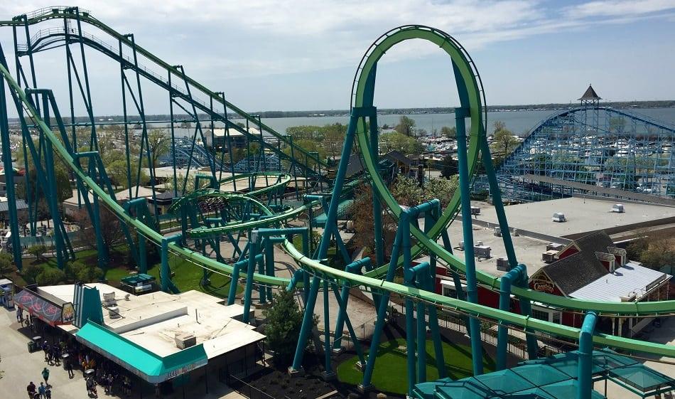 Raptor Roller Coaster
