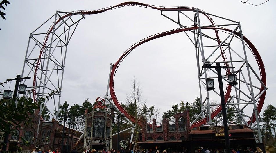 Sky Scream Ride