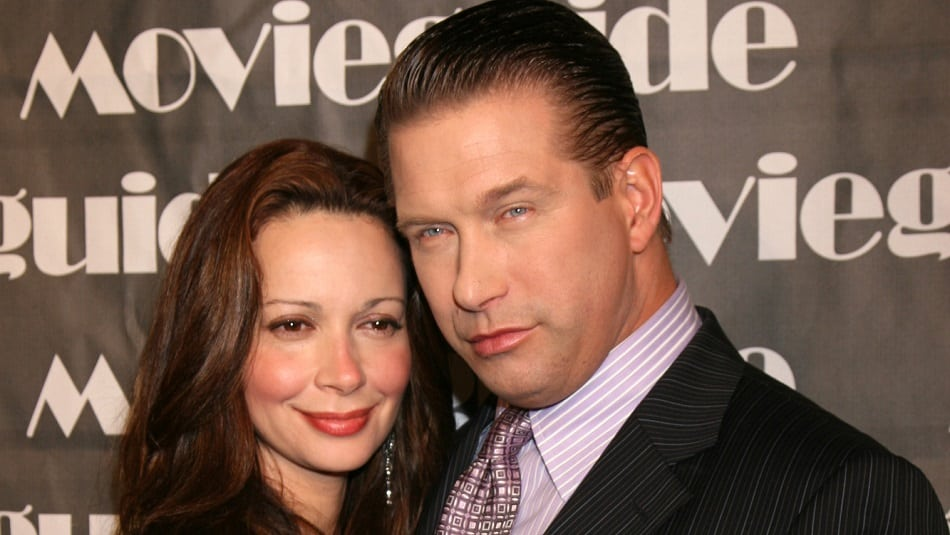 Stephan Baldwin and Wife