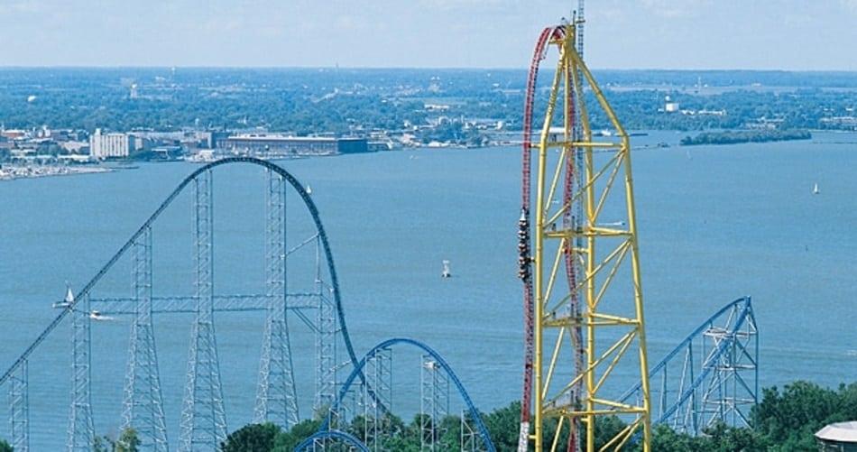 Top Thrill Ride