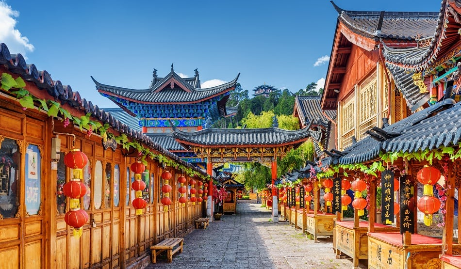 Lijiang China