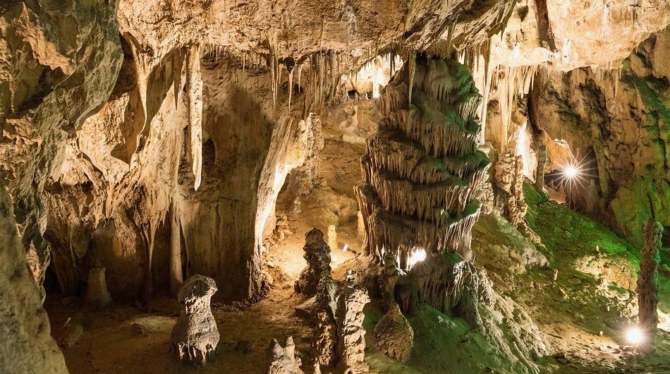 Sosuvska Cave