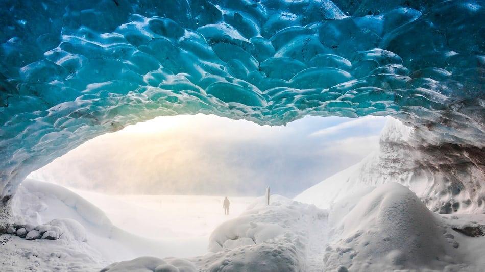Vatnajokull Cave