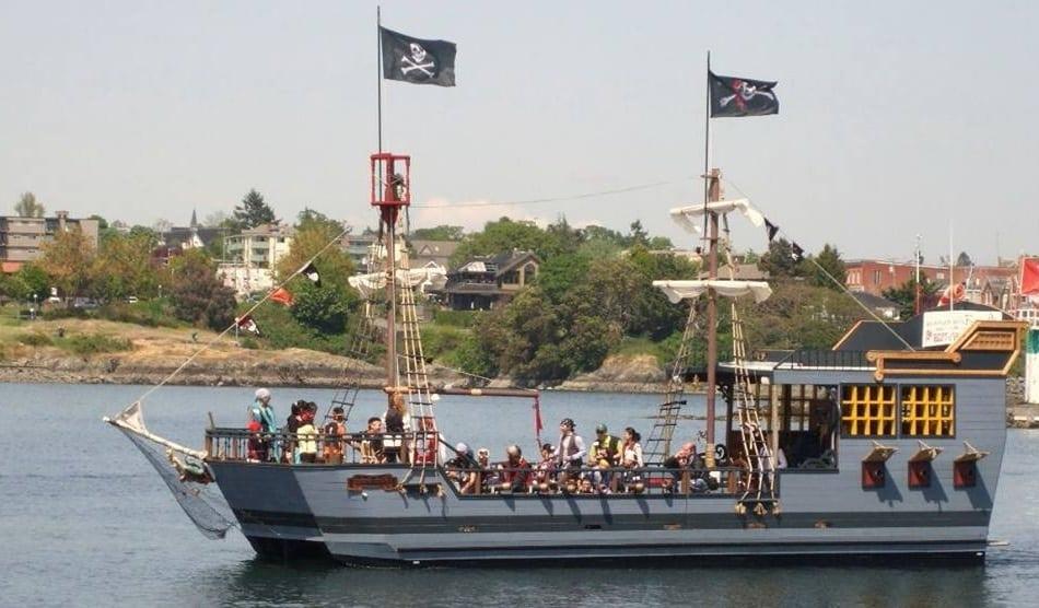 Canada Pirate Ship
