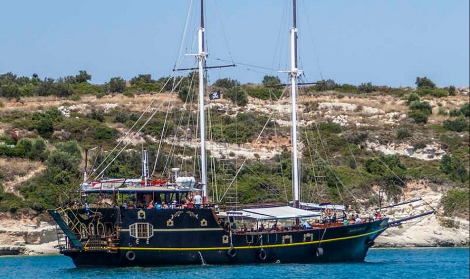 Crete Pirate Ship