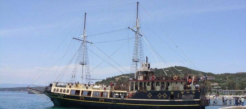 Greek Pirate Cruise