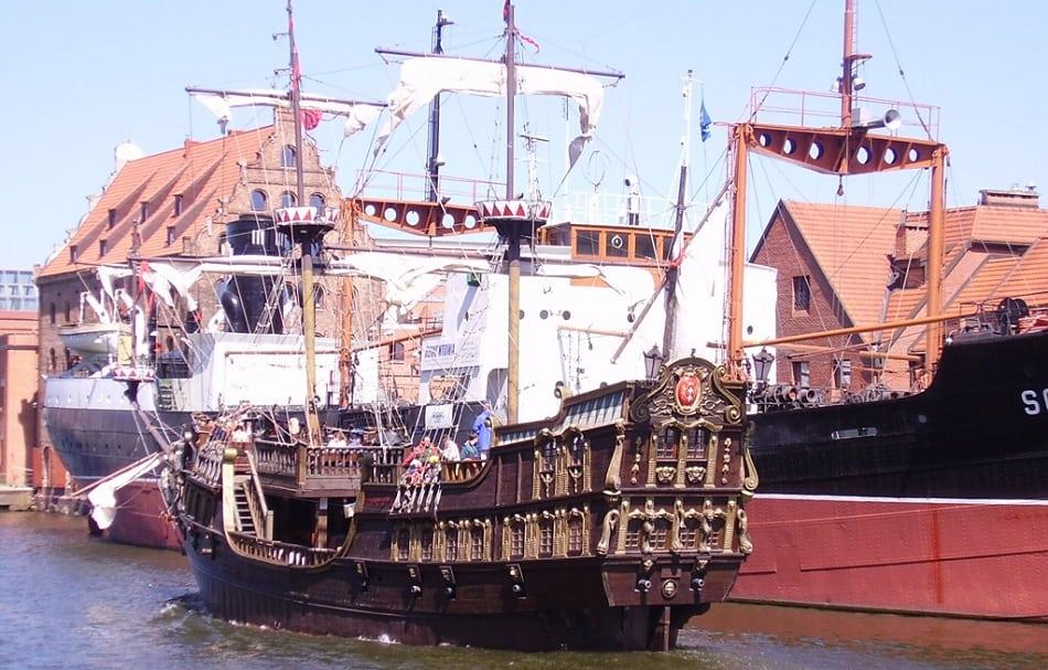 Polish Pirate Ship