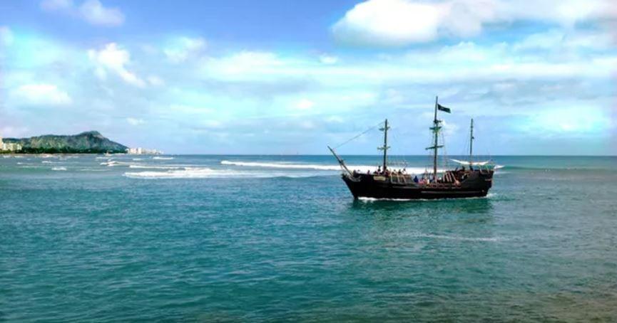Hawaii Pirate