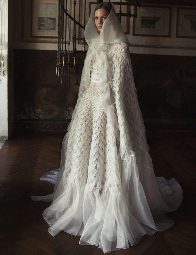 Queen Wedding Gown