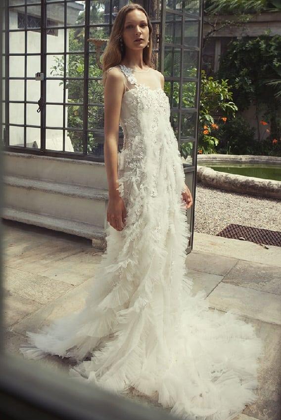roaring 20s wedding gown