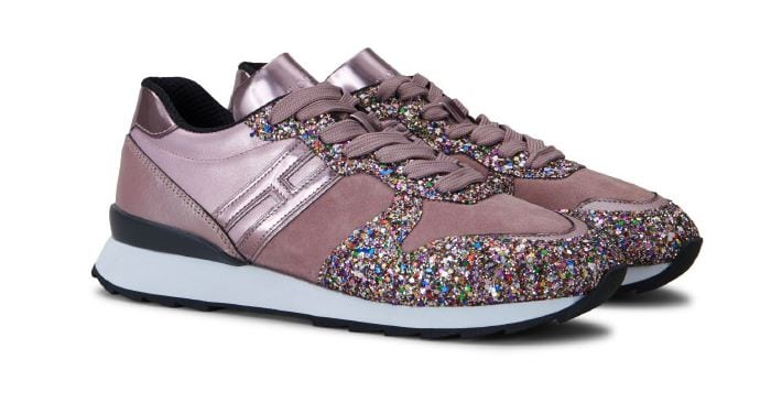 Sparkle Running Shoes