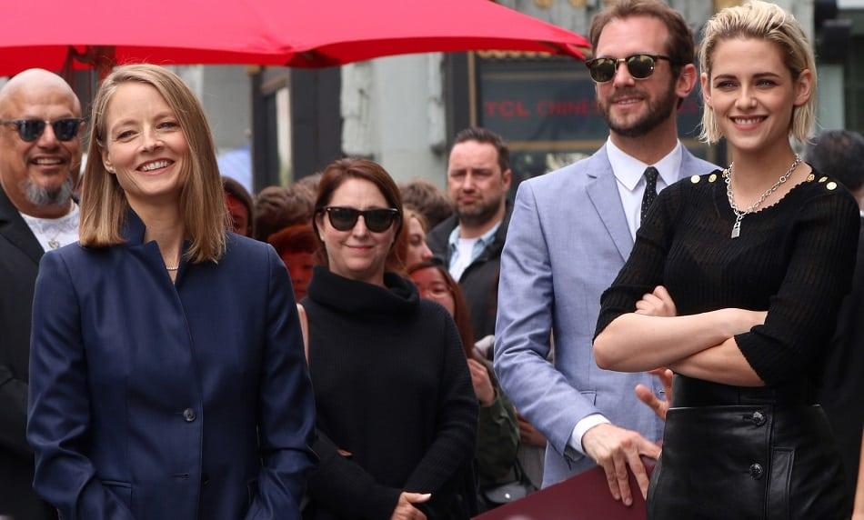 Kristen Stewart, Jodie Foster