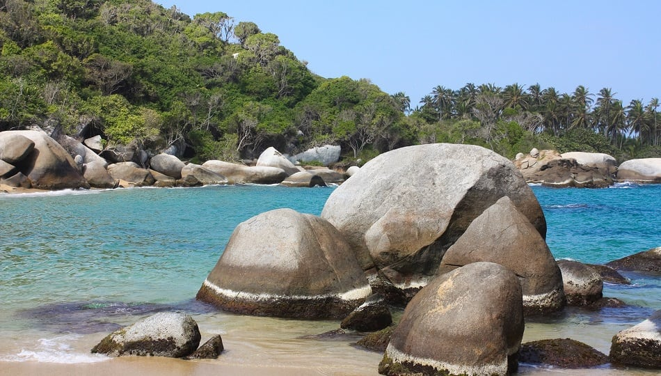 Tayrona National Park. Colombia