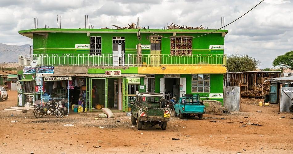 NAMANGA, KENYA