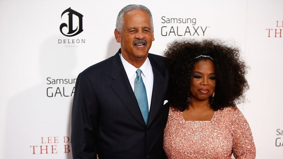 Stedman and Oprah