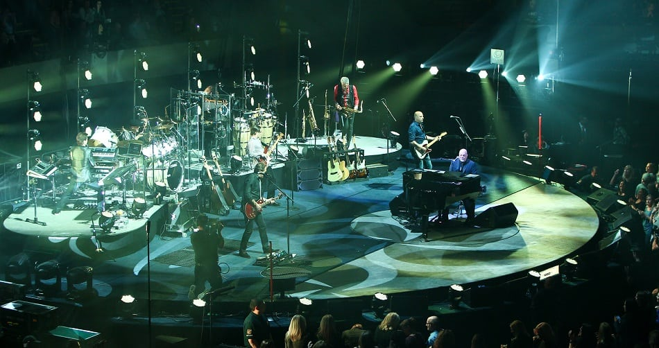 Billy Joel Grammys