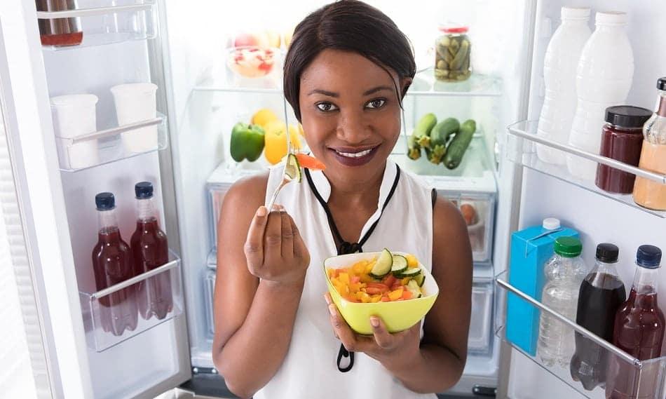 Eat healthy meals more often