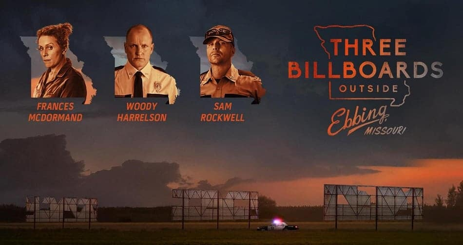 Three Billboards Movie