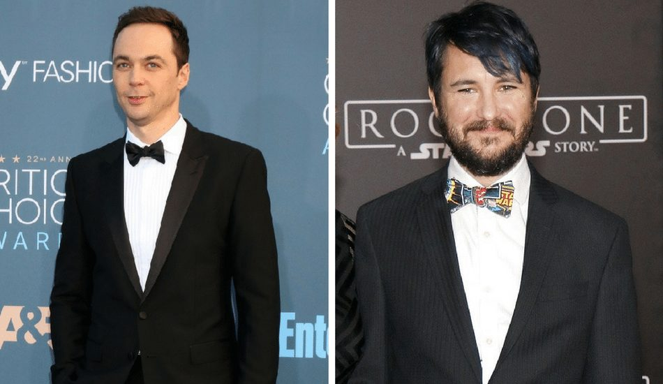 Jim Parsons and Wil Wheaton