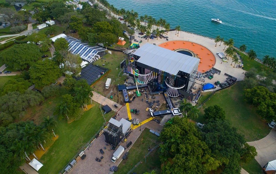 Bayfront Park Florida