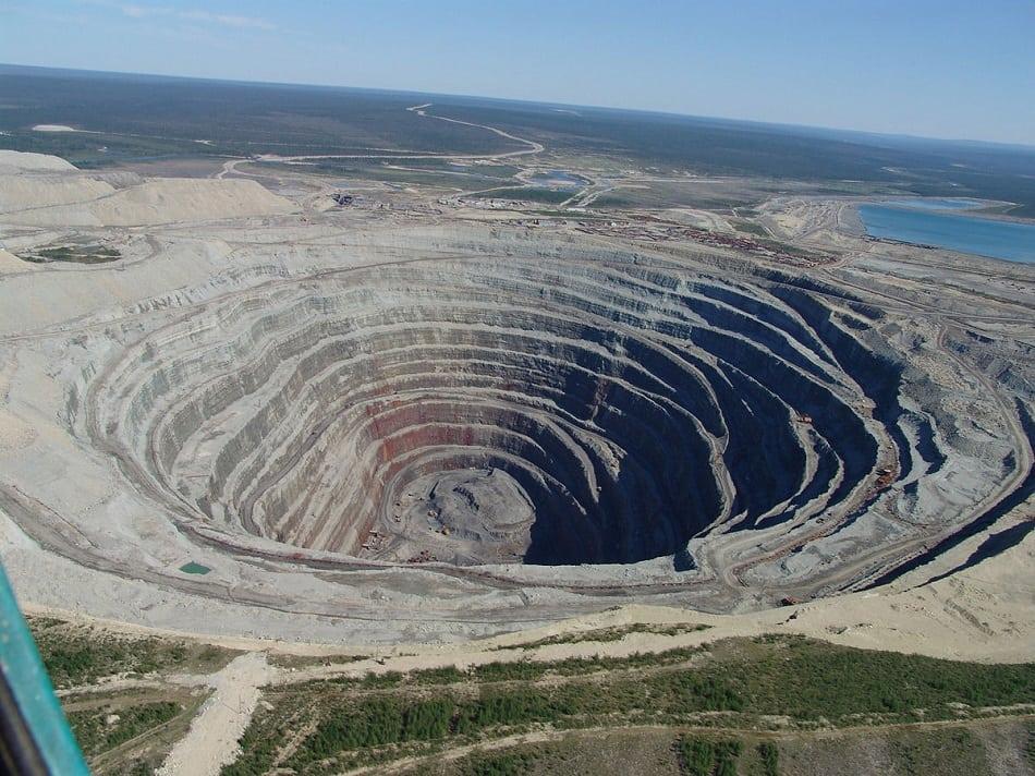 Mirny Mine