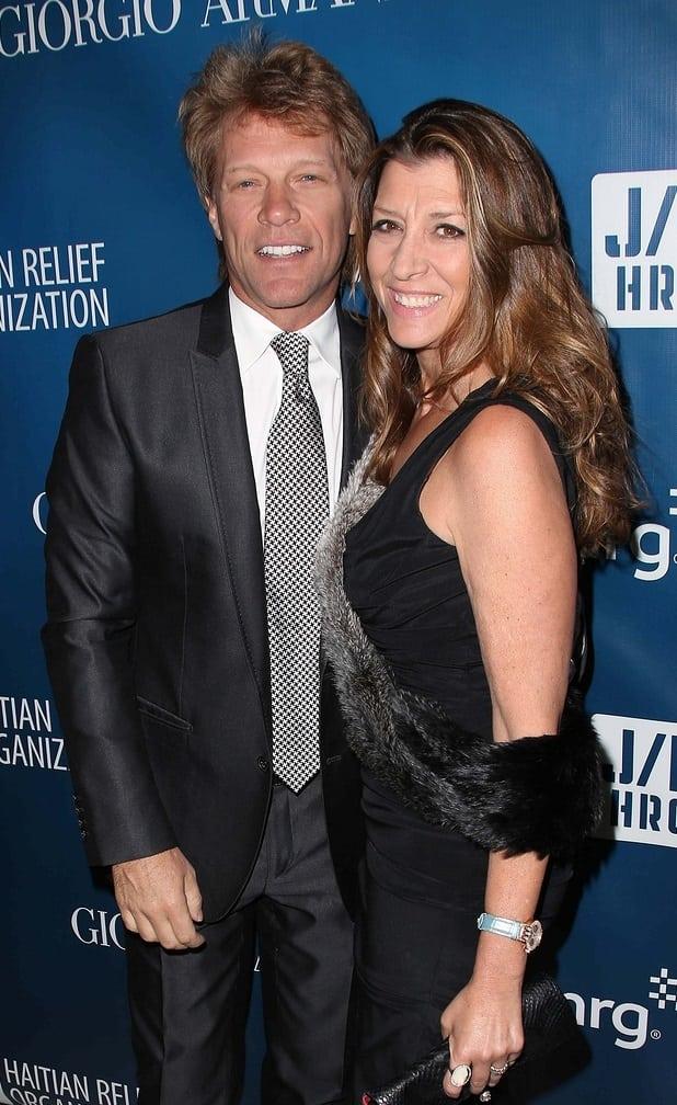 Jon Bon Jovi, Dorothea Hurley