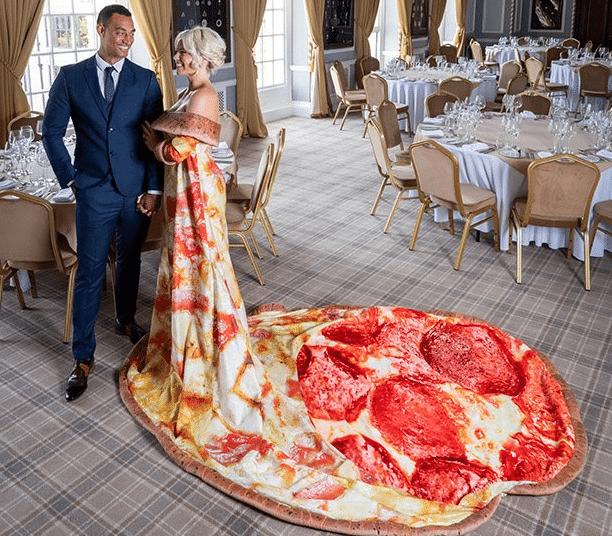 Most Hideous Wedding Dresses: The Most Outrageous Wedding Dresses