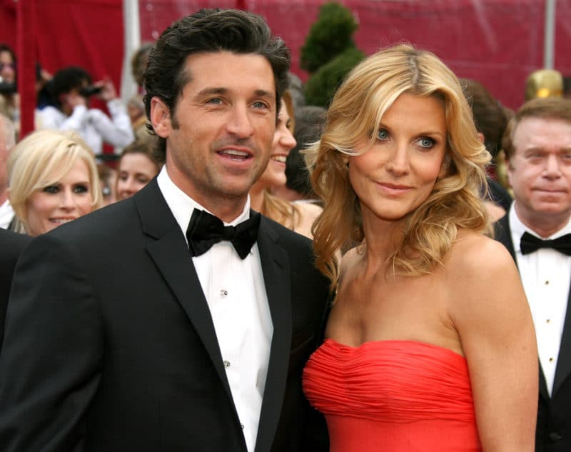 The Best Patrick Dempsey Haircut PNG